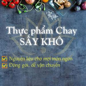 Thực Phẩm Chay Khô